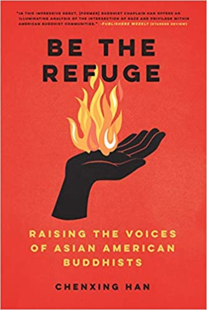 cover of Be the Refuge