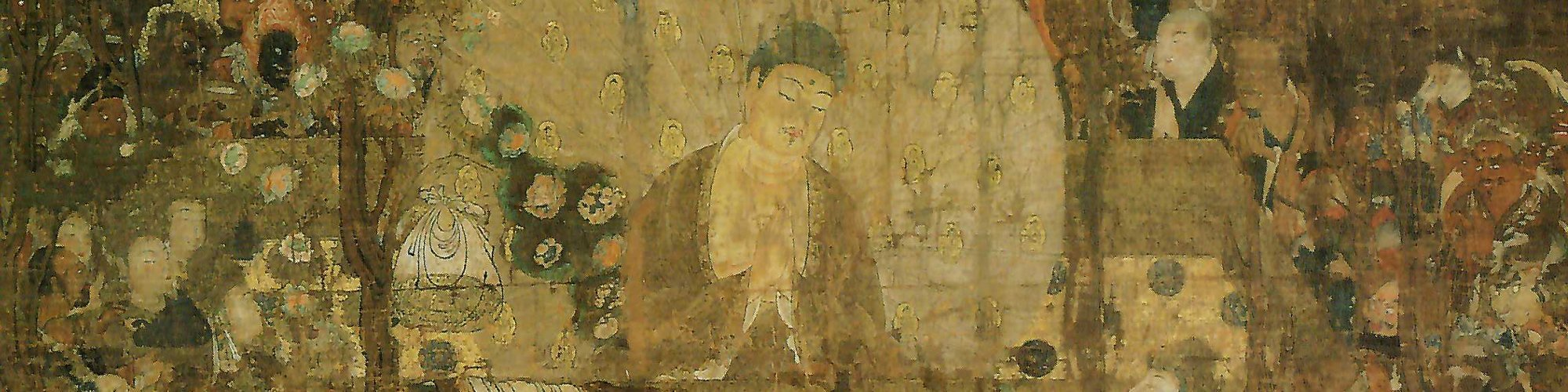 Image of Sakyamuni Rising from the Gold Coffin