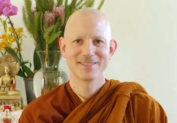 "Ajahn Jayanto: ""A Call of the Heart: A Monk's Life Today"""