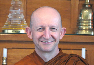"Venerable Ajahn Amaro: ""Seeds from an Ancient Tree: Cultivating Buddhist Monastic Life in the West"""