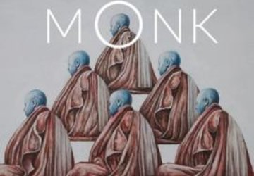 Cover of the Handsome Monk book