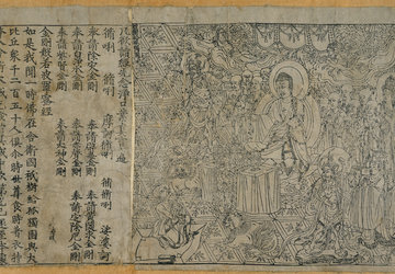 The beginning of the Diamond Sutra