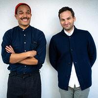 Dan Lindsay (left) and T.J. Martin