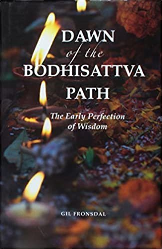 Book cover: Dawn of the Bodhisattva Path