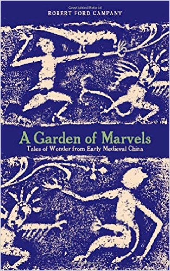 """A Garden of Marvels"" Book review by Simona Lazzerini"